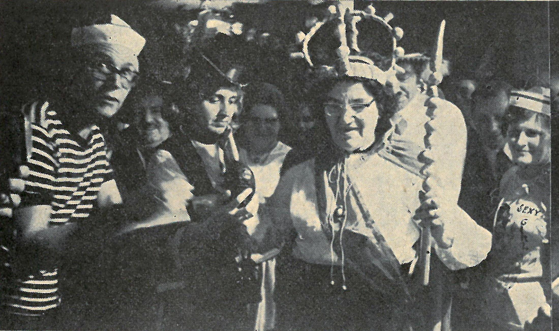 4. Rosa I. První okurková královna  Mnichov 1975
