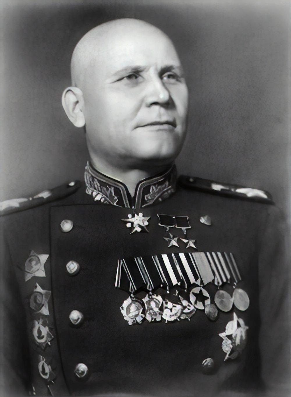 Ivan Stěpanovič Koněv (zdroj Wikipedia.org)