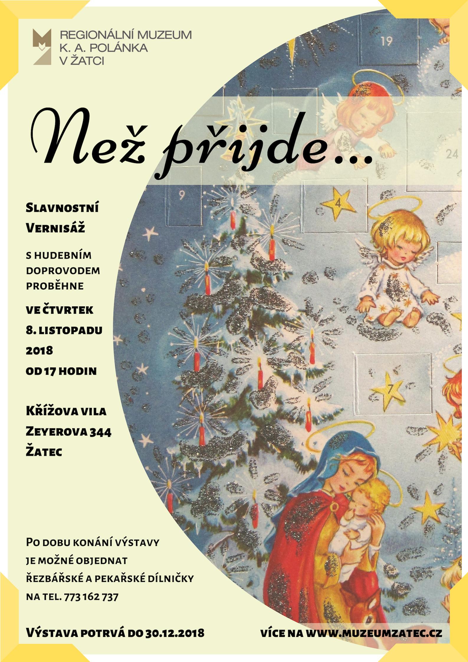 plakát Než přijde