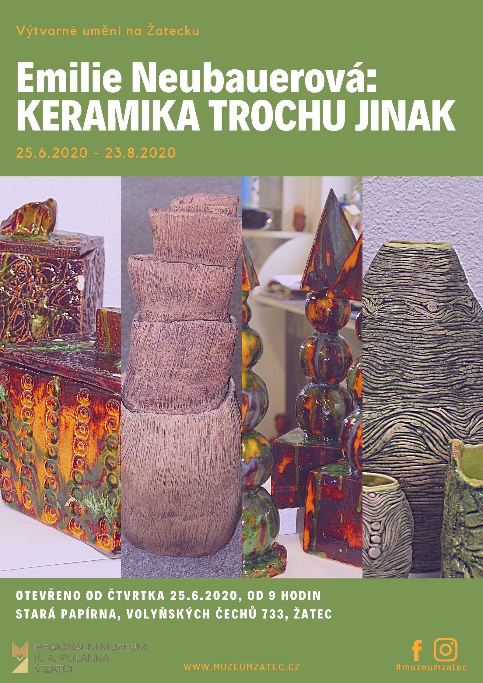 Plakát keramika
