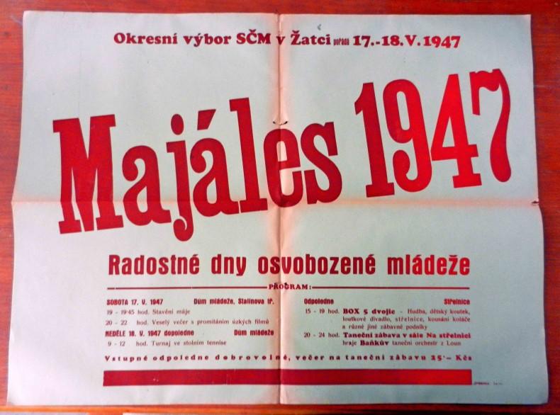 Majáles 1947